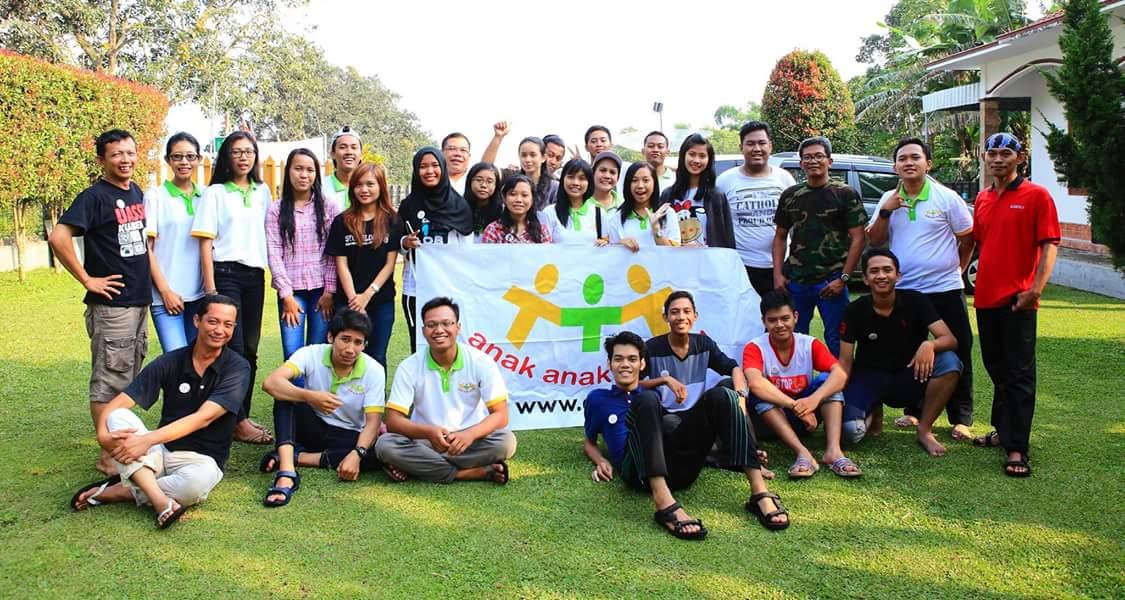 Organisasi Yang Dibantu Relawan