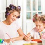 Serunya Belajar Seni Bersama si Kecil