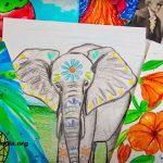 9 Kelas Seni Online yang Akan Membuat Anak-Anak Berkreasi